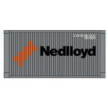 P&O Nedlloyd 20 Ft. Container
