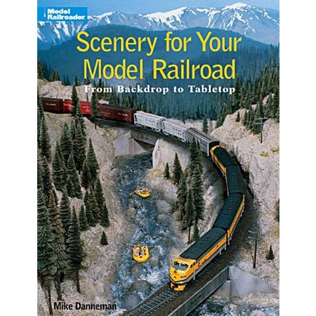 Kalmbach Scenery for Your Model Railroad