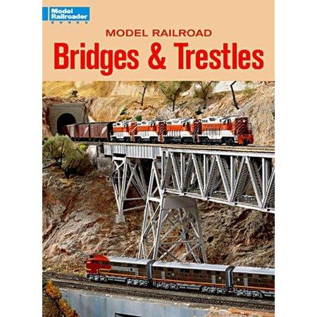 Kalmbach Model Railroad Bridges and Trestles