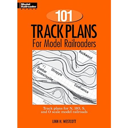 Kalmbach 101 Track Plans for Model Railroaders