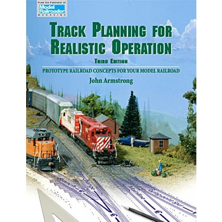 Kalmbach Track Planning for Realistic Operation, Third Edition