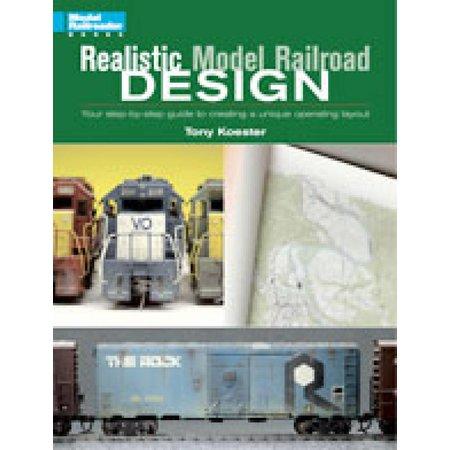 Kalmbach Realistic Model Railroad Design