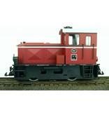 Train Line Diesellok der DEV V 3, Digital DCC, Sound