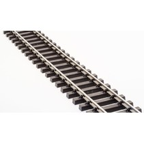 NI Flexgleis 180cm, vormontiert incl. Schraubverbinder