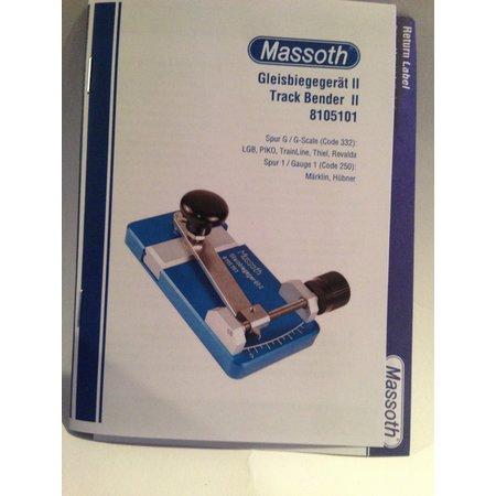 Massoth Gleisbiegegerät II