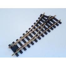 Elektro/DCC-Weiche links 90cm