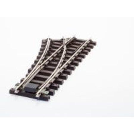 Train Line NI Weiche links 90 cm, ohne Antrieb