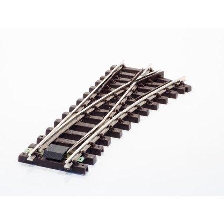 Train Line NI Elektro/DCC-Weiche 90cm rechts