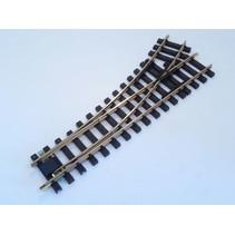 Elektro/DCC-Weiche links 120cm