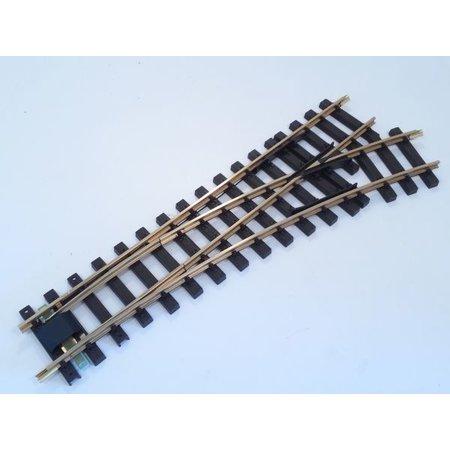 Train Line Elektro/DCC-Weiche 120cm rechts