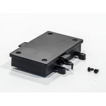 Weichenantrieb Elektro/DCC kombiniert