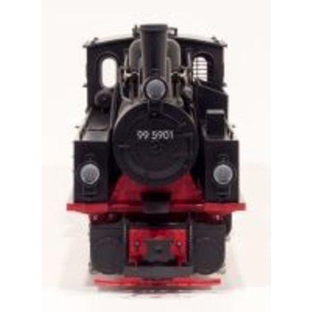 Train Line HSB Dampflok 99 5901, DCC, Sound, ZIMO