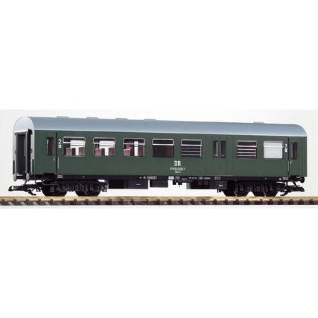 PIKO G Reko-Wagen 2. Klasse DR IV mit Gepäckabteil