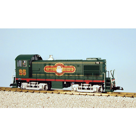 USA TRAINS S4 Christmas