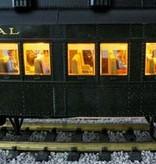 USA TRAINS Pullman Sleeper #5 Car -Rock Harbor-