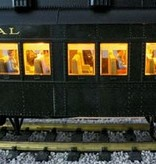 USA TRAINS New York Central 20th Century Coach #1 -853-