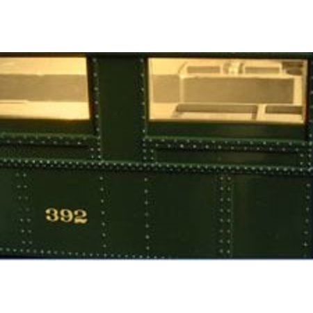 USA TRAINS New York Central 20th Century Limited Diner -392-