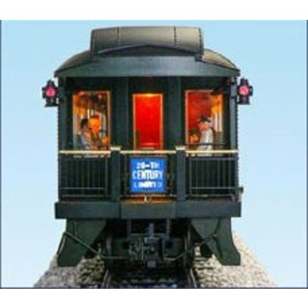 USA TRAINS New York Central 20th Century Limited Observation -Central Plains-