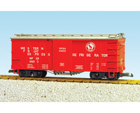 Outside Braced Boxcar Great Northern (#63633)