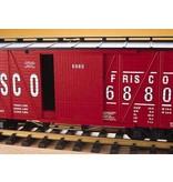 USA TRAINS Outside Braced Boxcar Pennsy (#9682)