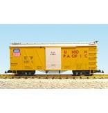 USA TRAINS Outside Braced Boxcar Union Pacific (#1090)