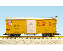 Outside Braced Boxcar Union Pacific (#1091)
