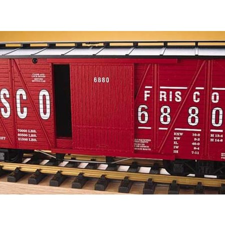 USA TRAINS Outside Braced Boxcar C&NW (#78712)
