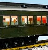 USA TRAINS Pennsylvania Broadway Limited Coach #3-1053-