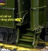 USA TRAINS Pennsylvania Broadway Limited Sleeper #2 -Council Oak-