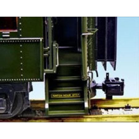 USA TRAINS Union Pacific Overland Route Observation -Crystal Ridge-