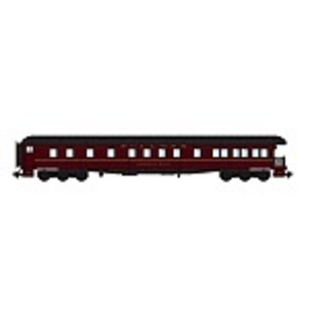 USA TRAINS Pennsylvania Broadway Limited Observation -Federal Hall-