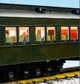USA TRAINS Santa Fe The Chief Diner -1400-