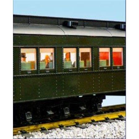 USA TRAINS Santa Fe The Chief Sleeper #3 -Centoak-