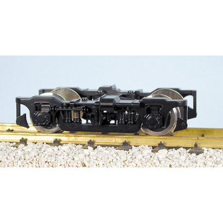 USA TRAINS Drehgestell Streamliner schwarz
