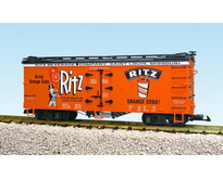 Reefer Ritz Orange Soda