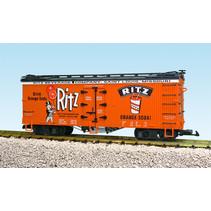 Reefer Ritz Orange Soda