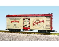 Reefer Kingsbury Pale Beer