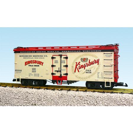USA TRAINS Reefer Kingsbury Pale Beer
