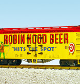 USA TRAINS Reefer Robin Hood Beer