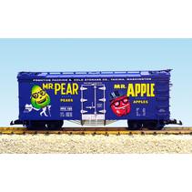 Reefer Mr. Pear / Mr. Apple