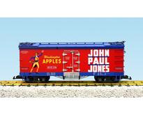 Reefer John Paul Jones Apples