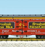 USA TRAINS Reefer Brookside Creamery
