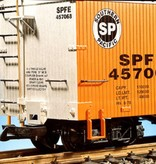 USA TRAINS Reefer PFE SP/UP #92781