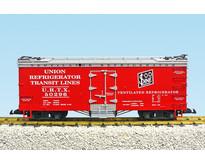 Reefer URT / Soo Line #50296