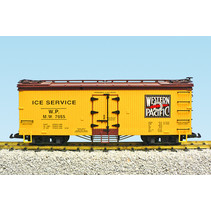 Reefer Western Pacific Ice Service #7055