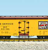 USA TRAINS Reefer Western Pacific Ice Service #7056