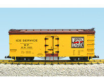 Reefer Western Pacific Ice Service #7056