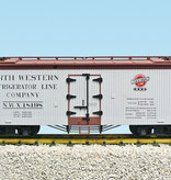 USA TRAINS Reefer North Western #18200