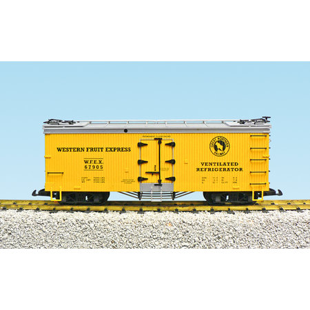 USA TRAINS Reefer Western Fruit Express #67906