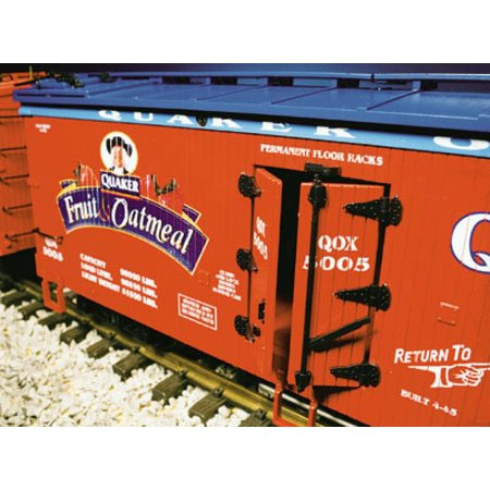 USA TRAINS Reefer Iroquis Beer